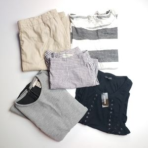 Inventory box assorted items size S